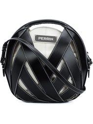 сумка через плечо с ремешками Perrin Paris