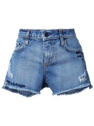 джинсовые шорты 'Split' Nobody Denim