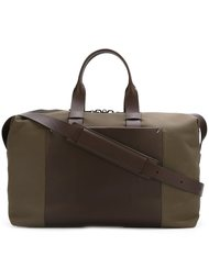 Fabric & Leather Weekender Troubadour
