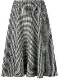 юбка в ломаную клетку Ultràchic