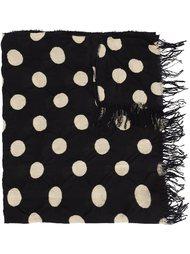 шарф в горох Uma Wang