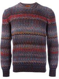 вязаный свитер  Missoni