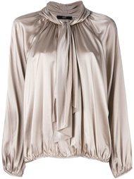 блузка с завязками на шее Steffen Schraut