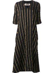 striped flared dress Uma Wang