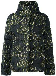 куртка-пуховик со стоячим воротником Etro