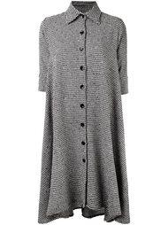 платье-рубашка в клетку Ultràchic