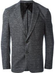 однобортный пиджак с узором Boss Hugo Boss