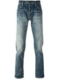 джинсы с эффектом потертости Mastercraft Union