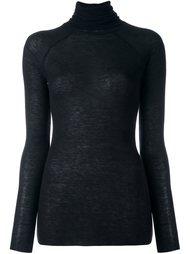 свитер с отворотной горловиной Haider Ackermann