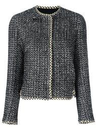 пиджак с потайной застежкой Giambattista Valli