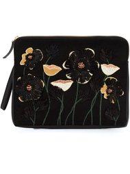 клатч 'Raffia Garden' Lizzie Fortunato Jewels