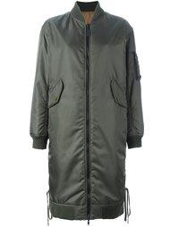длинная куртка бомбер As65