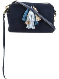 сумка через плечо с кисточками Rebecca Minkoff
