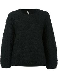 фактурный свитер Boboutic