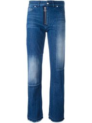 джинсы прямого кроя Each X Other