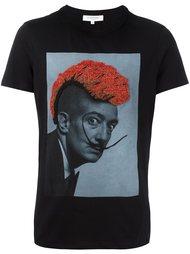 футболка с принтом Дали  Les Benjamins