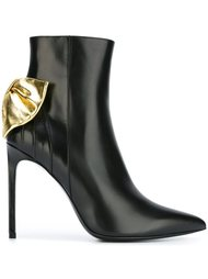 ботинки на шпильках 'Classic Paris Skinny 105'  Saint Laurent