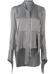 блузка в полоску Petar Petrov
