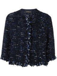 укороченный пиджак Les Copains