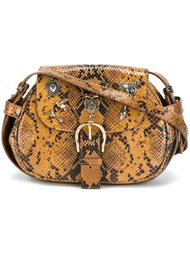 сумка на плечо с пряжкой Alexander McQueen