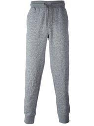 спортивные брюки на шнурке Armani Jeans
