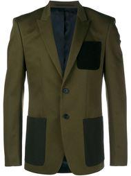 пиджак с накладными карманами Givenchy
