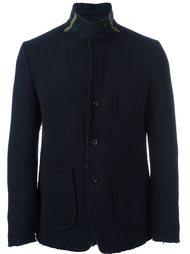 пиджак с необработанными краями Sacai