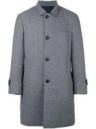классическое двухстороннее пальто Brunello Cucinelli