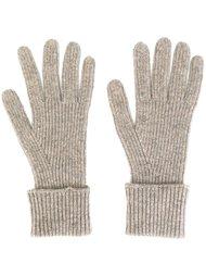 перчатки 'Ladies' ребристой вязки  N.Peal