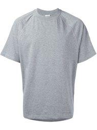 футболка с принтом диагональных полосок Moncler X Off-White