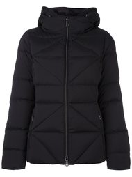 quilted zipped jacket Fay