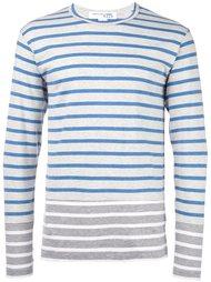 полосатая толстовка  Comme Des Garçons Shirt Boy