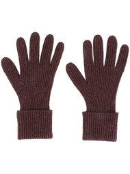 перчатки ребристой вязки 'Ladies' N.Peal