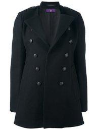 пальто со стоячим воротником Y's