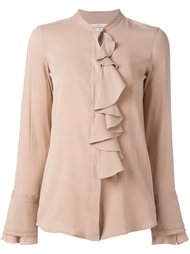 блузка с рюшами Lareida