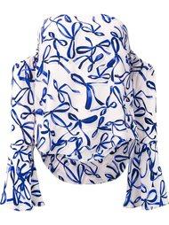 блузка с открытыми плечами 'Florence' Piamita