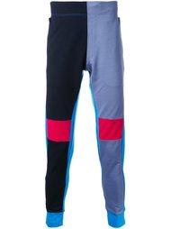 зауженные брюки Wan Hung