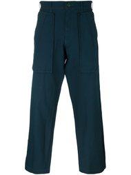 брюки с массивным накладным карманом Comme Des Garçons Shirt