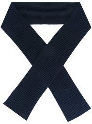 шарф в рубчик A.P.C.