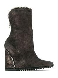 wedge boots  Uma | Raquel Davidowicz