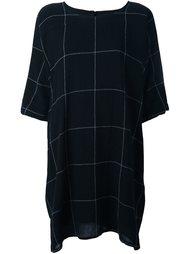 платье-футболка с сетчатым узором YMC