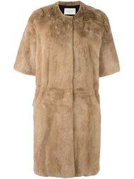 пальто 'Aris' из меха норки Sprung Frères