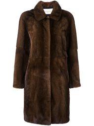 пальто 'Beline' из меха норки Sprung Frères