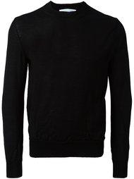 джемпер с необработанными краями Comme Des Garçons Shirt