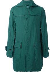 однобортное пальто  Comme Des Garçons Shirt