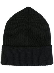 rib knit beanie Stephan Schneider