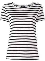 футболка 'Lynn'  A.P.C.