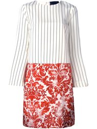 платье с узором  Erika Cavallini