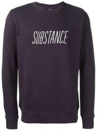 свитер 'Substance'  A.P.C.