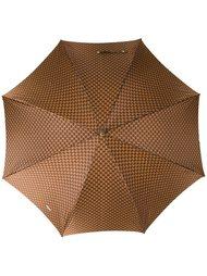 зонт с принтом-логотипом Céline Vintage